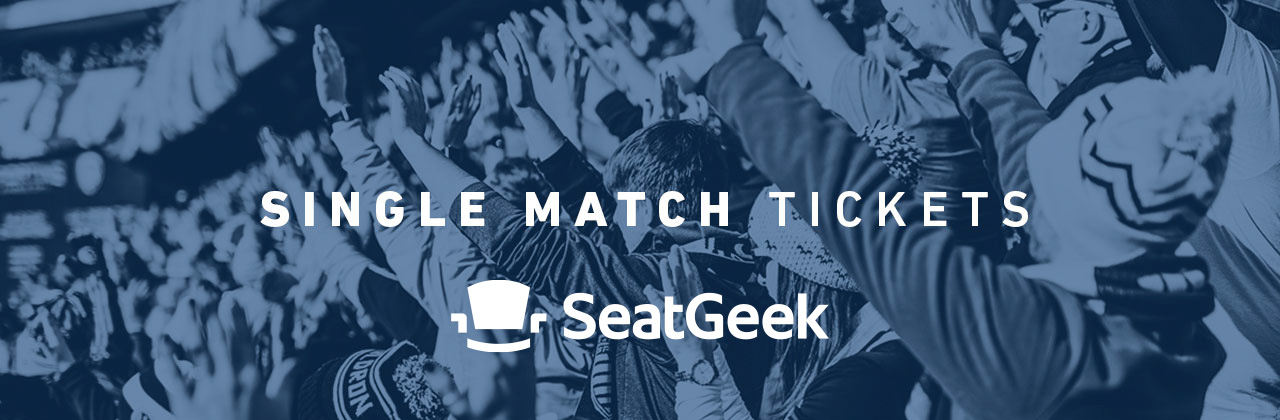Sporting KC Single Match Tickets