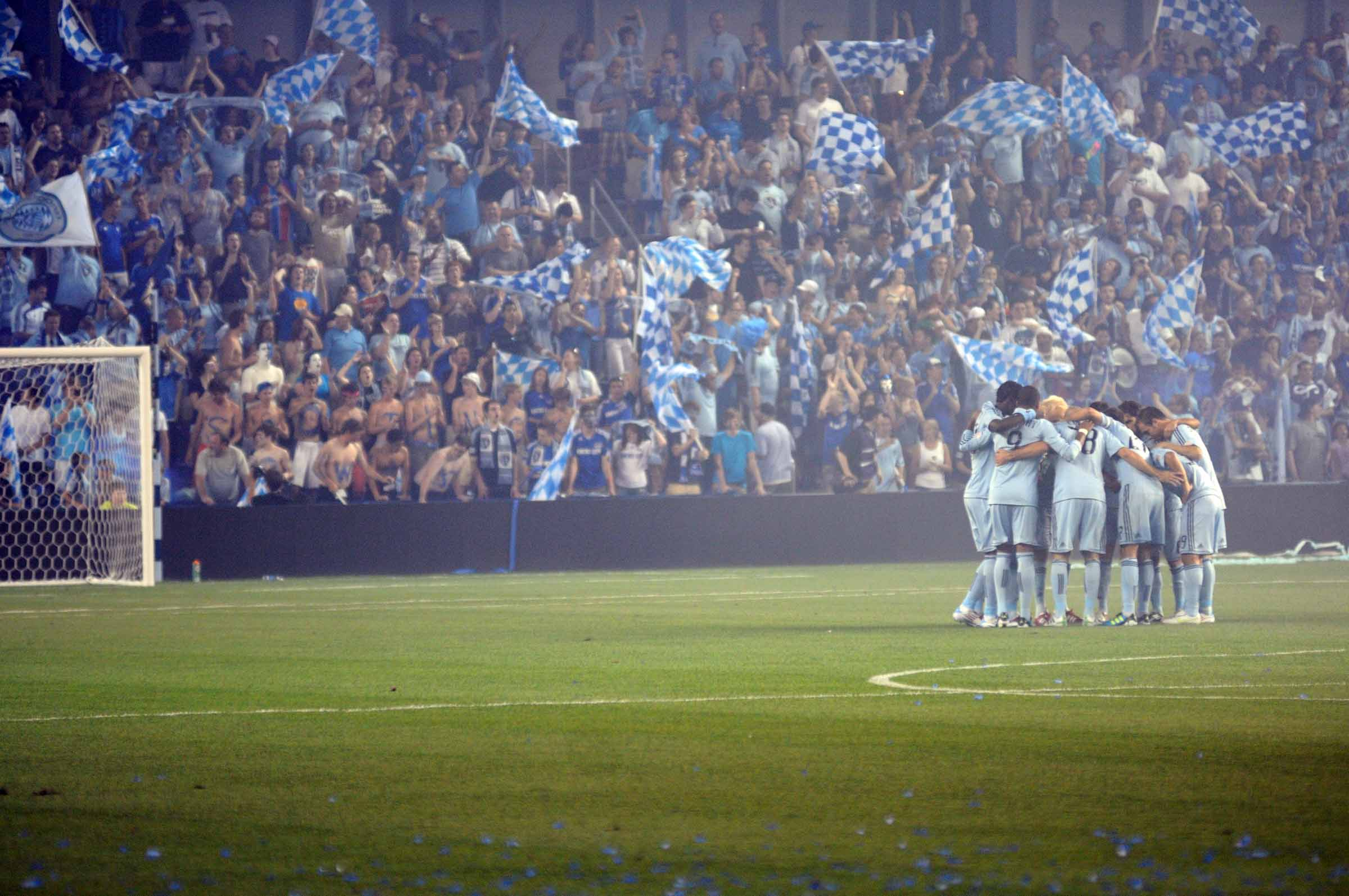 Sporting KC History